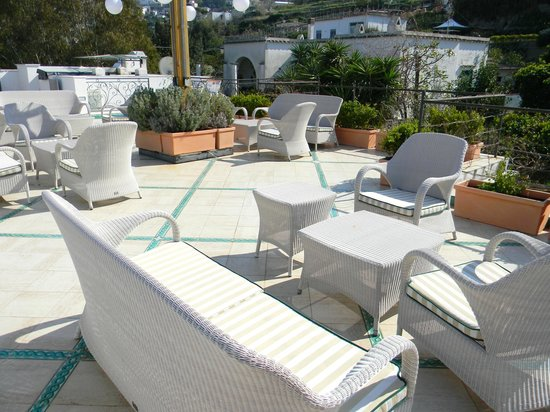 Luxury Villa Excelsior Parco: terrasse sur le toit
