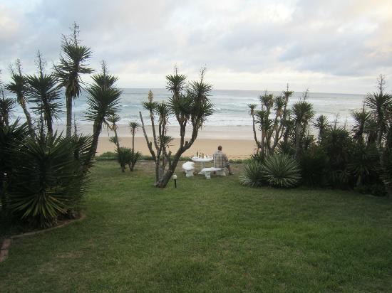 Haus am Strand - On the Beach: Geheimnis! - Einfach mal grillen!