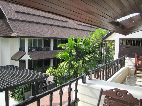 Phi Phi Banyan Villa: View from a Banyan Wing Room