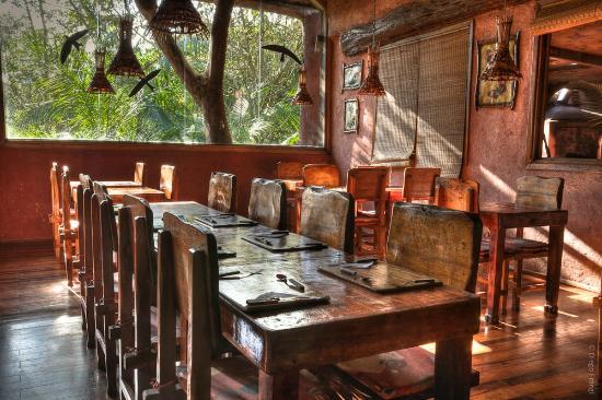 Yacutinga Lodge: comedor