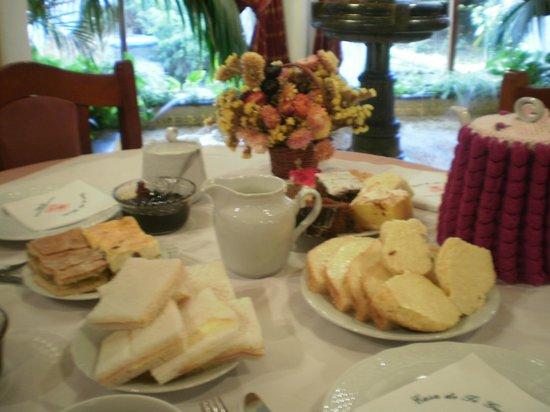 Gaimán, Argentina: a tomar el té