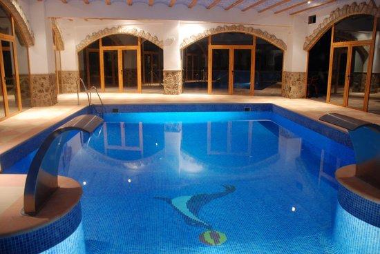 Piscina Climatizada Fotografia De Hotel Rural Hospederia Rio Zumeta