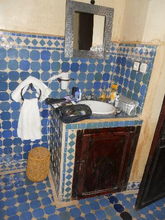 Riad Mur Akush : Bathroom