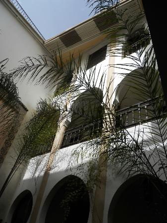 Riad Mur Akush : View from Hall