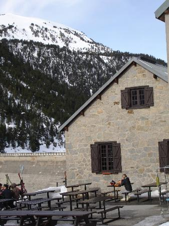 Saint-Lary Soulan, France : Refuge de L'oule