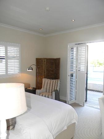 Sugar Hotel & Spa: Our room with private roof terrace & plunge pool