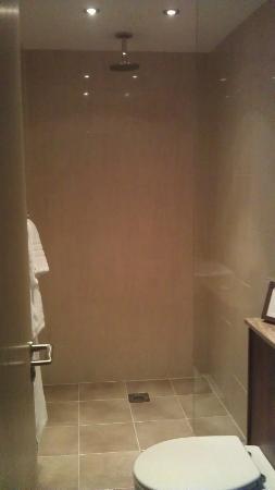 Lynnhurst Hotel: amazing shower