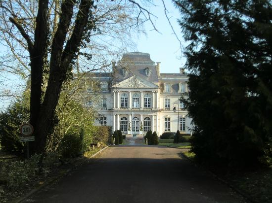 Chateau d'Artigny: a true chateau experience