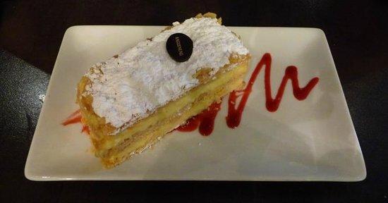 Cafe Ragueneau: Le dessert au Ragueneau...