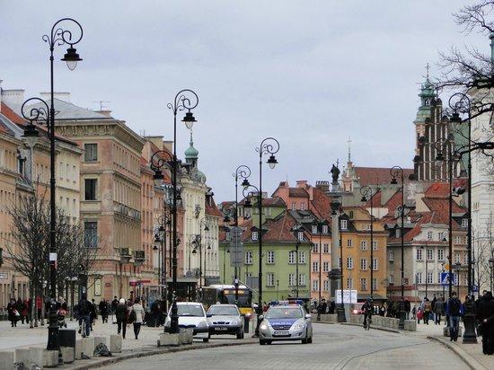 克拉科夫郊区街