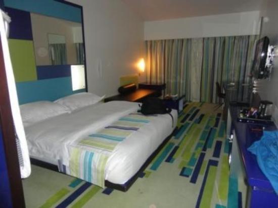 Dubai International Hotel: Apartamento