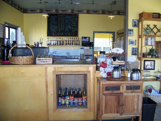 Back Country Cafe: Espresso