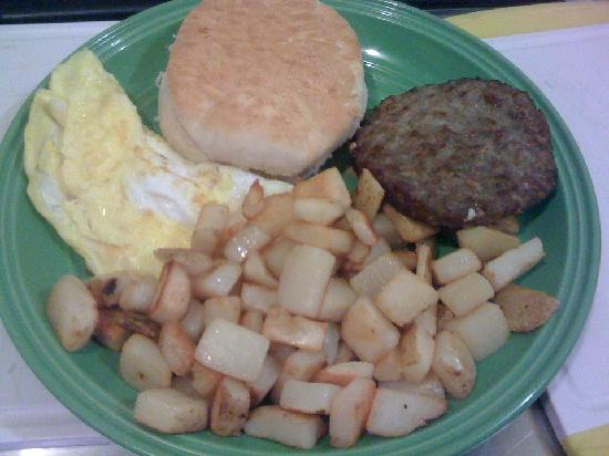 Back Country Cafe: Farmers Breakfast