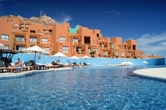 Club Regina Los Cabos: Upper pool Regina
