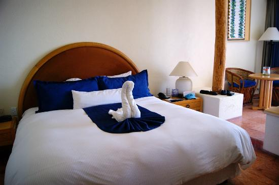 Club Regina Los Cabos: Comfortable bed