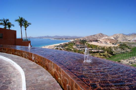 Club Regina Los Cabos: View from top of Westin