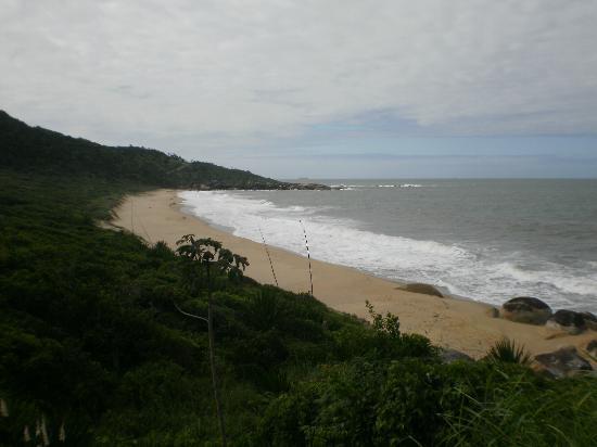 Estaleiro Beach : desde arriba