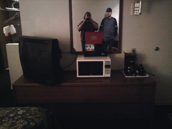 Americas Best Value Inn Green River : Everything in one place