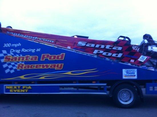 Santa Pod Raceway: my drag racing heaven!