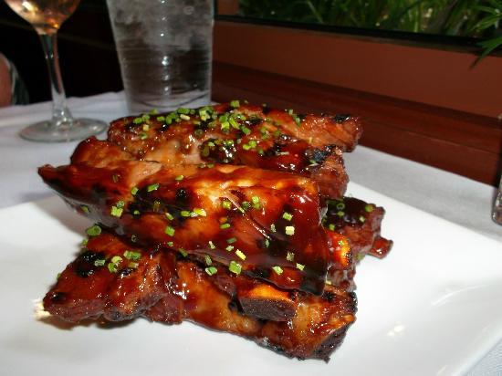 Roy's Waikiki Beach: Szechuan ribs