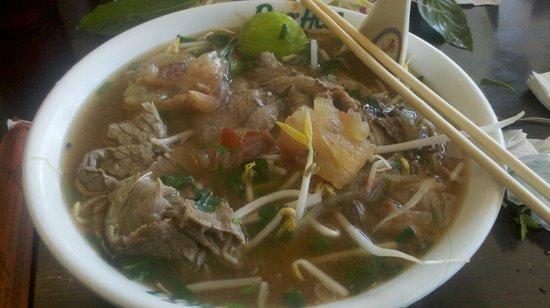 Pho Hoa Vietnamese Noddle Soup