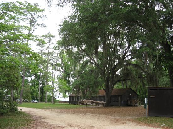 Torreya State Park: Campground @ Torreya