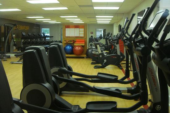 Sheraton Suites Houston Near The Galleria: Fitness Center