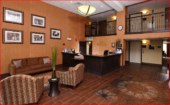 Baymont Inn & Suites Branson: Lobby