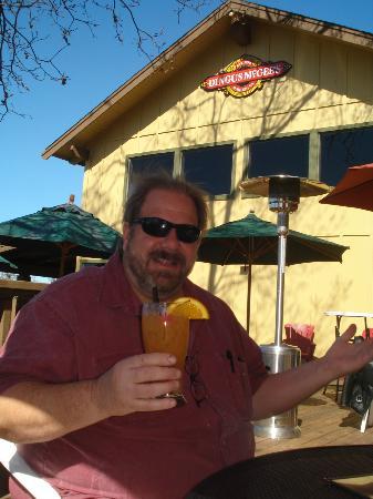 Dingus McGee's: Best Deck in Auburn!