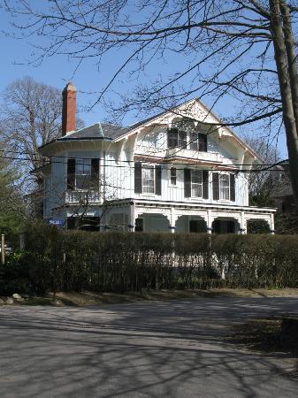 Architect's Inn - George Champlin Mason House : House