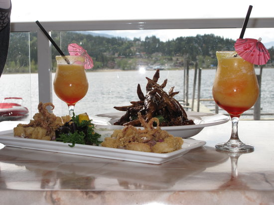 Sunset Cove Marina & Grill: Appies