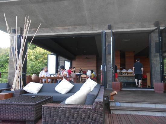 Paresa Resort Phuket: The restaurant
