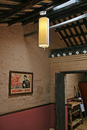 guestroom in Farmhouse, Yangshuo Village Inn, Yangshuo China
