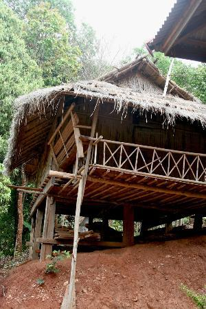 Akhajulyah Guesthouse: our hut