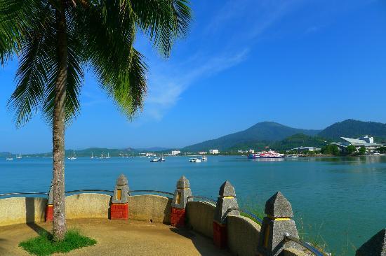Langkawi Legend Park: Nice scenery view