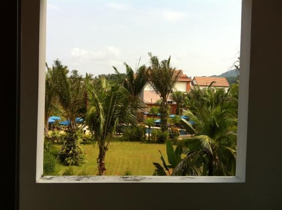 Capannina Inn: vista dalla camera 101