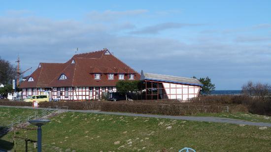 Hotel & Restaurant Seebruecke: Blick aus Zimmer 109