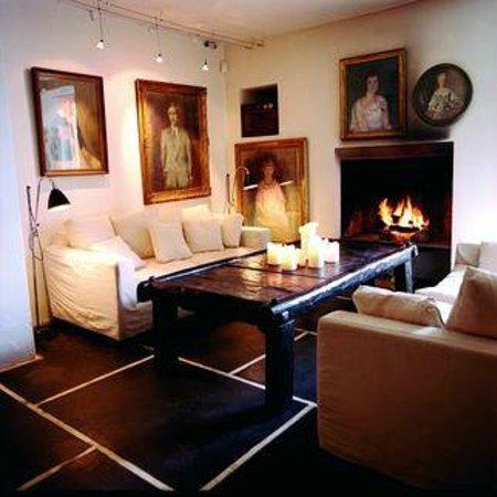 Restaurant Skovshoved Hotel: Lounge