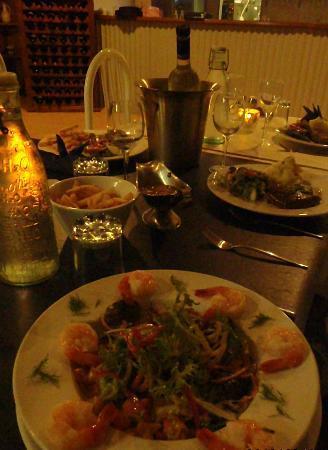 Katherine River Lodge Motel: Dinner