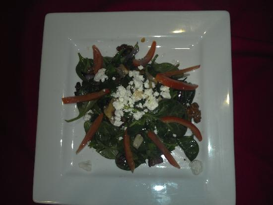 Rhojo's: Spinach Salad