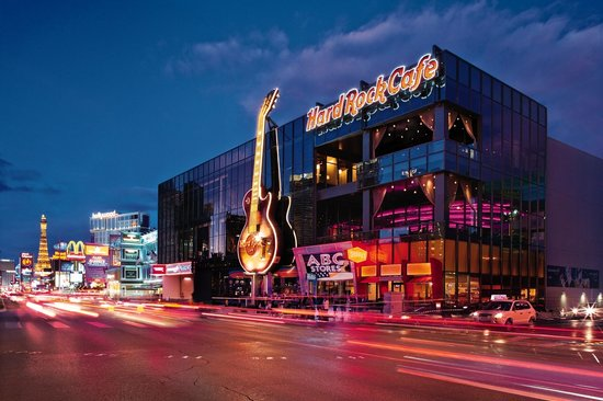 HARD ROCK CAFE, Las Vegas - The Strip - Updated 2020 Restaurant ...