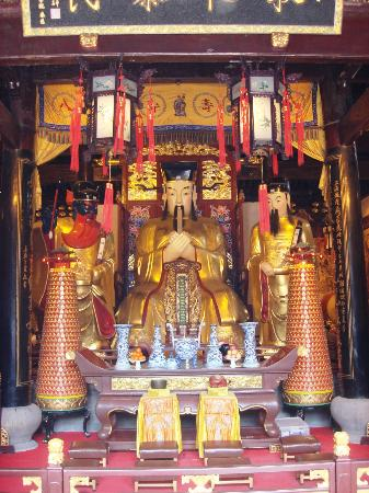 Shanghai Temple Of the Town God (Chenghung Miao)