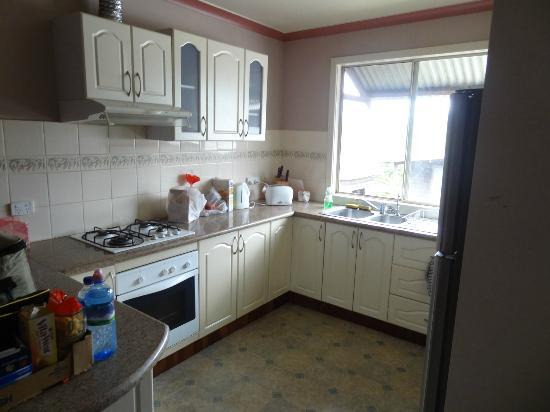 Pemberton Backpackers: Nice homely kitchen