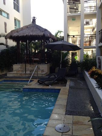 Paradiso Resort Kingscliff : paradiso pool