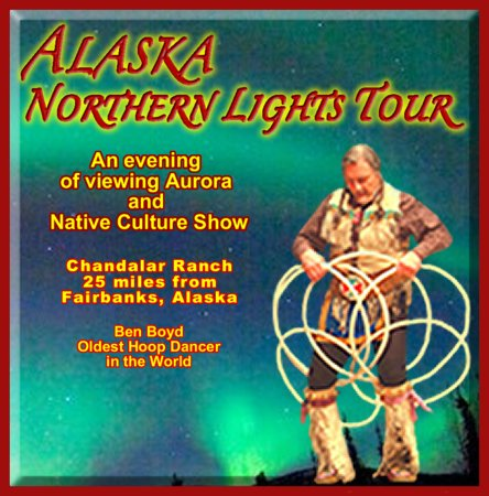 Fairbanks, AK: Alaska Northern Lights Tour