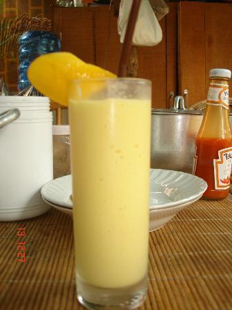 MotherHome Guesthouse: 最喜欢妈妈家的芒果奶昔