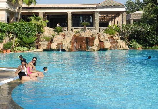 The Leela Goa: la piscine