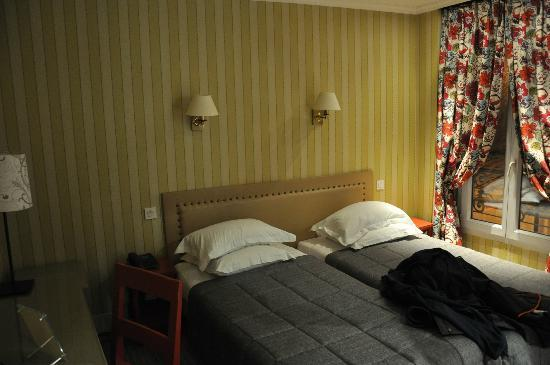 Hôtel Apollon Montparnasse : Twin Room