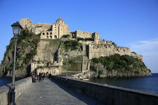 Ischia, Italia: Castello Aragonese 10