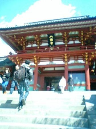 Tsurugaoka Hachimangu Shrine: 鶴岡八幡宮本殿